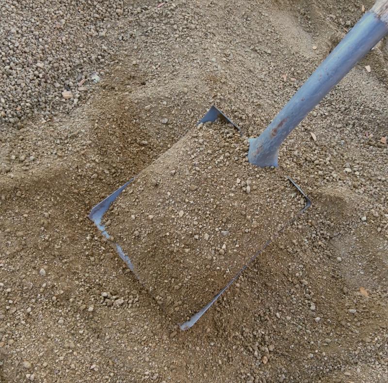 Decomposed Granite Soils Plus Soils Aggregates