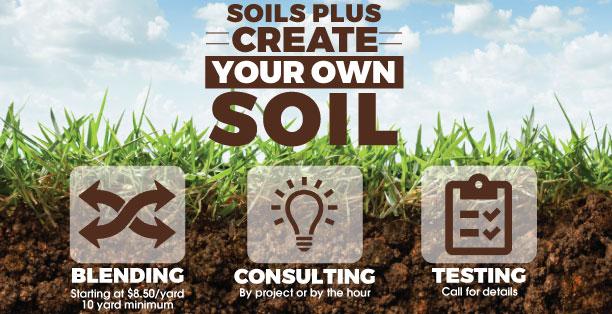 Custom Soil Blending